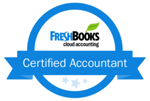 FreshBooks Certified Accountant Certification